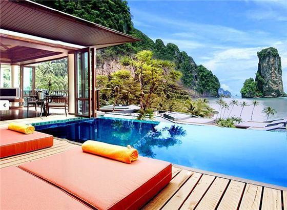曼谷森塔拉海岛度假村