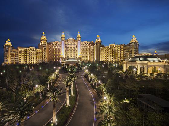 横琴岛,环岛东路与长隆大道交汇处 ) 长隆横琴湾酒店,中国最大的海洋