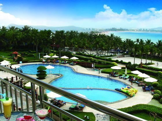 3 (三亚丽景海湾酒店) 地址:海南省三亚市大东海旅游风景区海韵路23