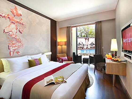 dua巴厘岛美居努沙杜瓦酒店