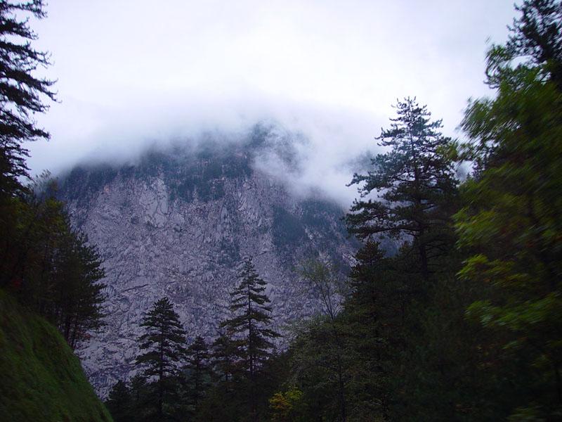 宝镜崖风景图